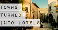 Scattered hotels